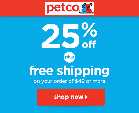 Petco deals are often for a percentage off or a free gift with purchase. Petco sales also occur for specific product categories, including pet beds, pet food, pet toys, and more. If you find yourself buying a product over and over again, sign up for Petco repeat delivery to get instant discounts or free gift cards%().