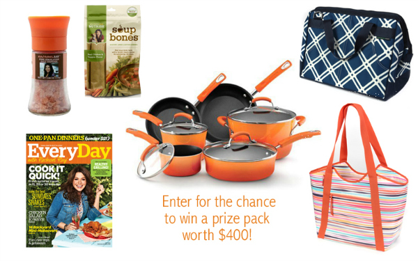 ASPCA Rachael Ray prize pack
