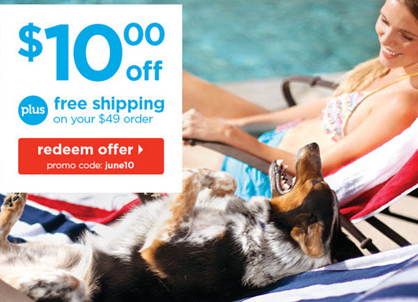 petco promo code for $10 off
