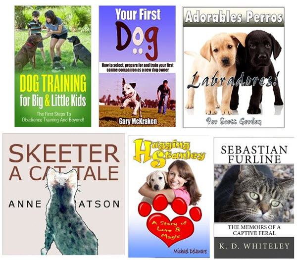 Free Kindle Books about Dogs and Cats