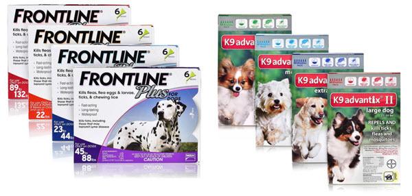 frontline sale