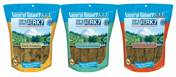 hip and joint jerky treats