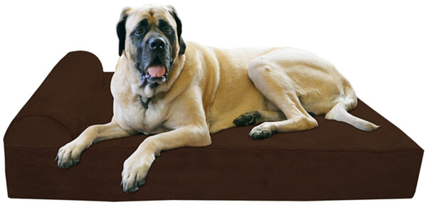 Big Barker Pillow Top Orthopedic Dog Beds for Large and