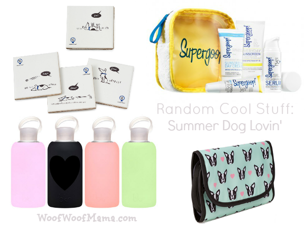 cool summer stuff for dog lovers