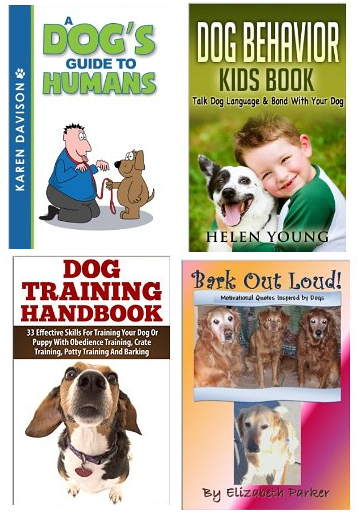 4 free dog books