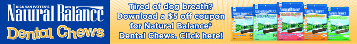 $5 Natural Balance Printable Coupon