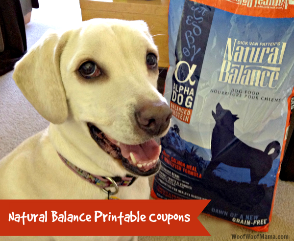 Natural Balance Pet Coupons