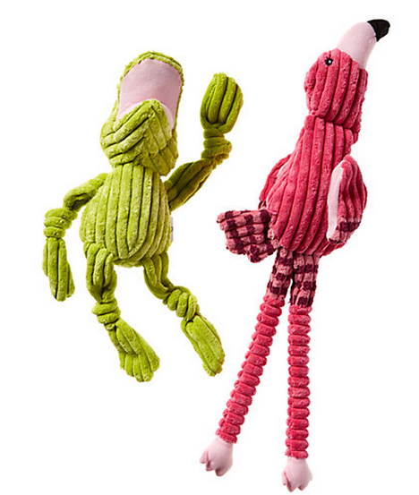 dog toy pair