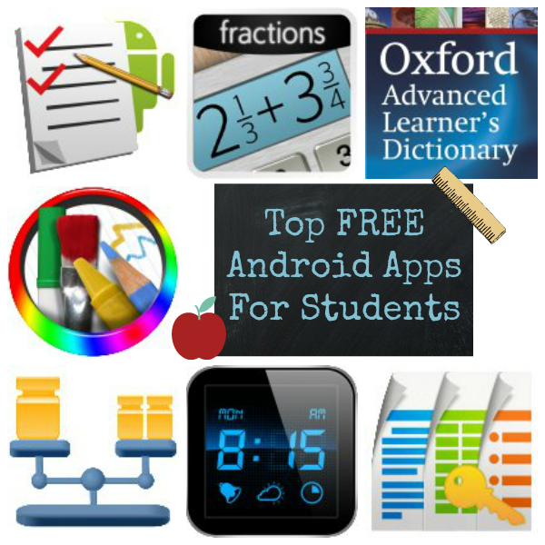 free apps students