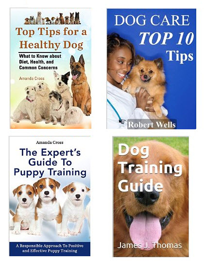 free dog training books