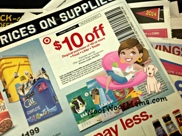 target pet coupon