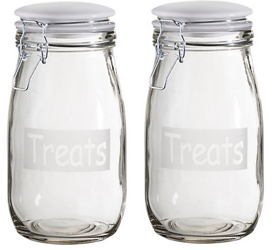 treat jar pair