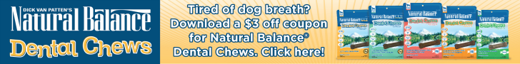 Natural Balance Printable Pet Coupon