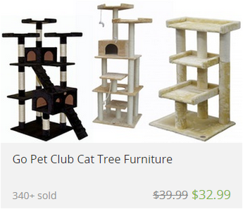 club cat trees