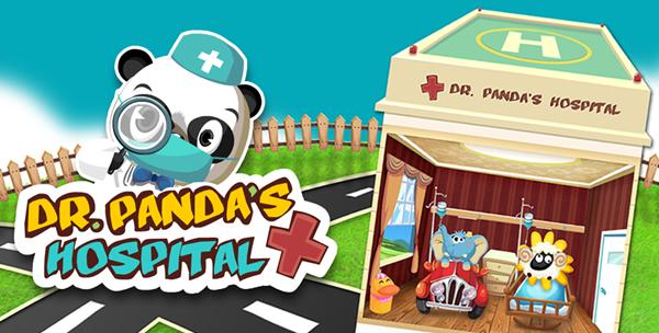 free panda hospital app