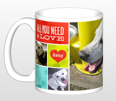 All You Need Is Love And A Dog Free Photo Mug 14 99