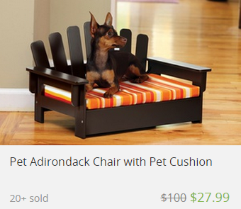 pet chair