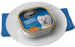 Free Cesar Dog Food Sample