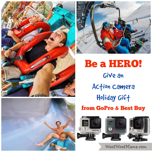 hero gopro holidays
