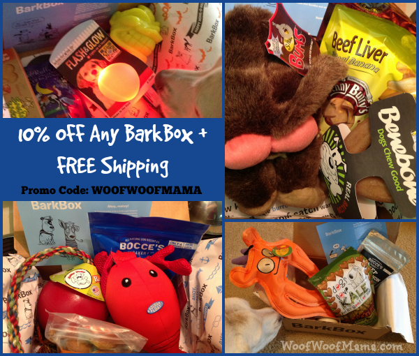 barkbox discount