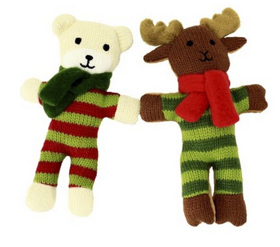 Christmas Toys 2014 : Target super cute christmas and winter dog toys from