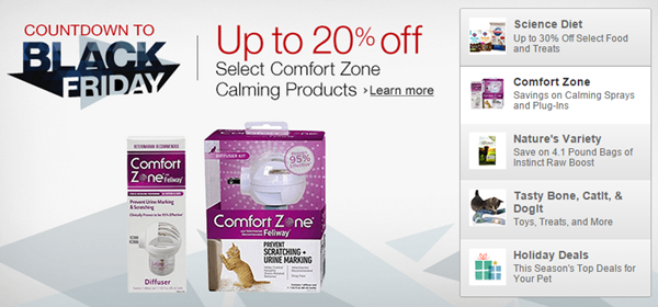 comfort zone calming products on sale