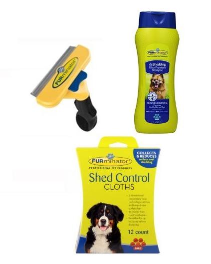 furminator grooming kit