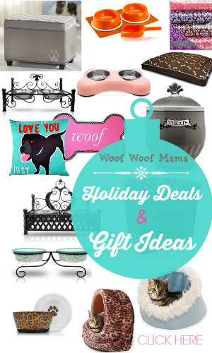Holiday Gift Ideas and Deals for Pets