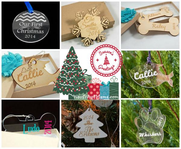 2014 pet ornaments