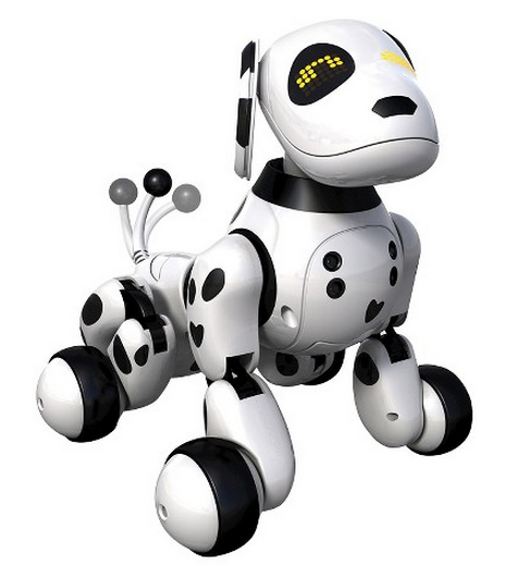 Zoomer puppy kid's interactive toy