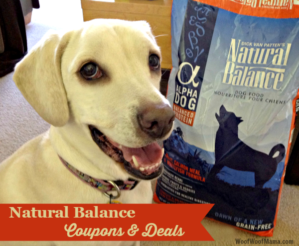 Natural Balance Dog Food Petsmart Promo Code