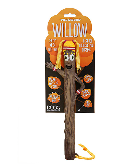 willow dog toy