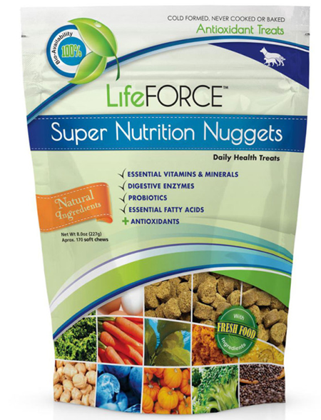 lifeforce treat samples