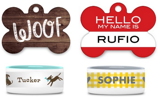 personalized pet stuff