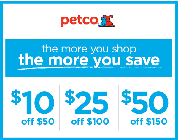 Petco coupon printable aug 2018