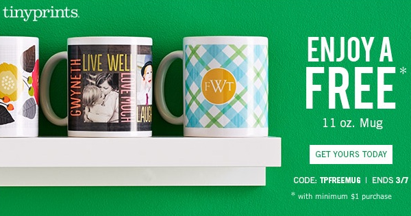 free mug deal