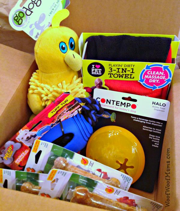 13deals dog mystery box