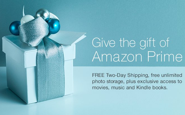 amazon prime gifts