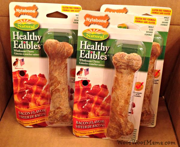 nylabone healthy edibles