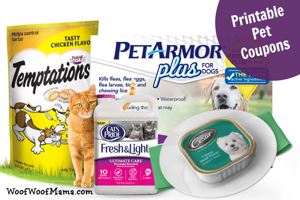 printable pet coupons cat dog
