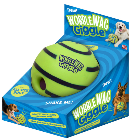wobble wag ball