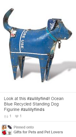 zulily dog