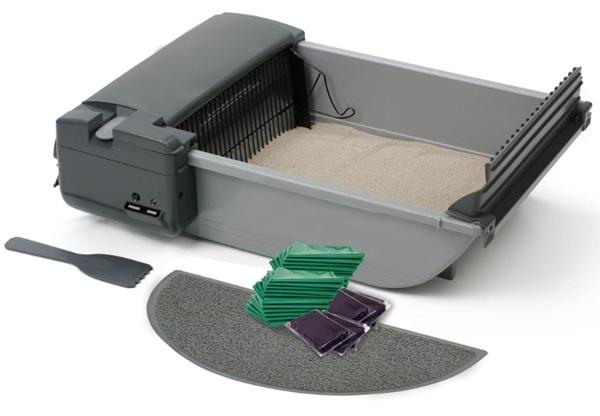 autoclean litter box