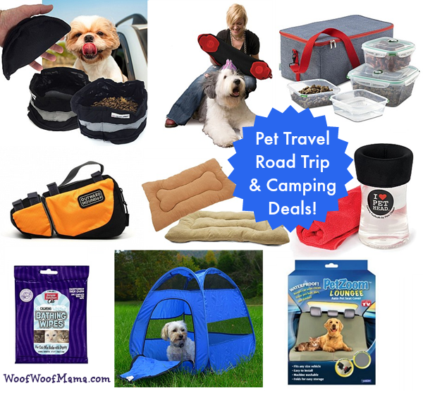 pet travel deals