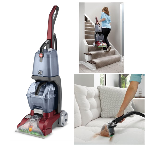 hoover carpet washer