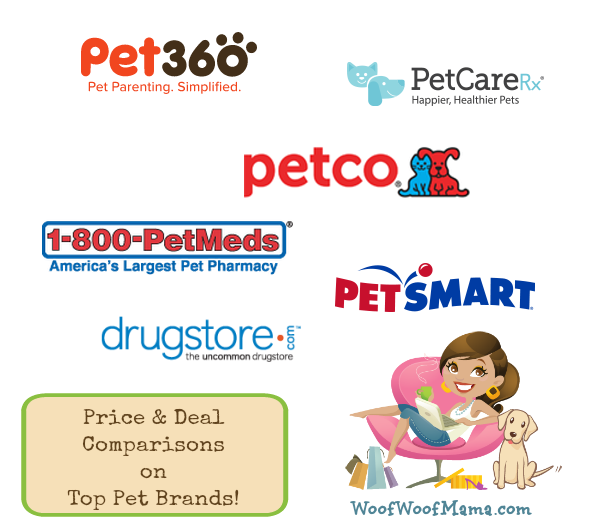 pet price compare