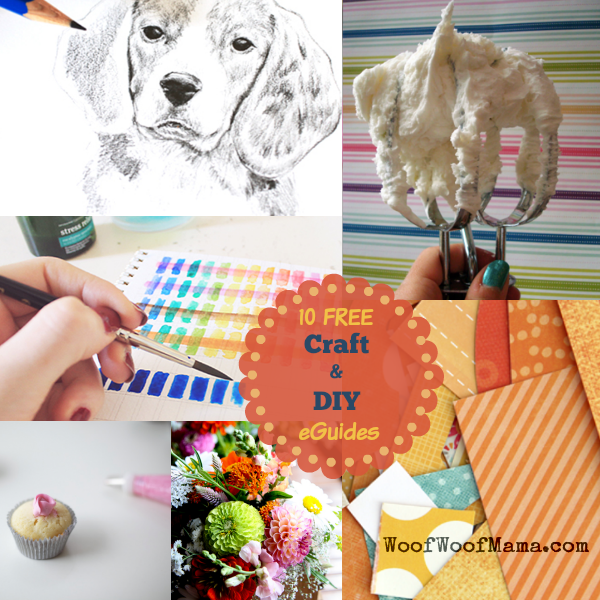 10 free craft eguides