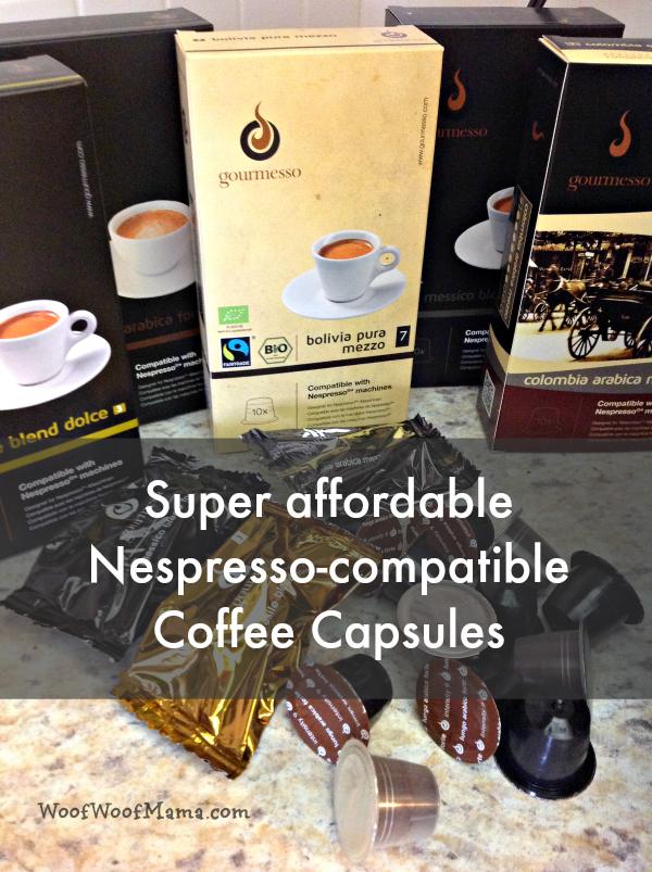 affordable nespresso gourmesso