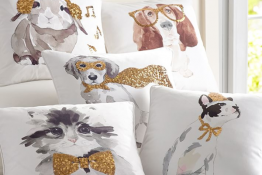 aspca party pet pillows