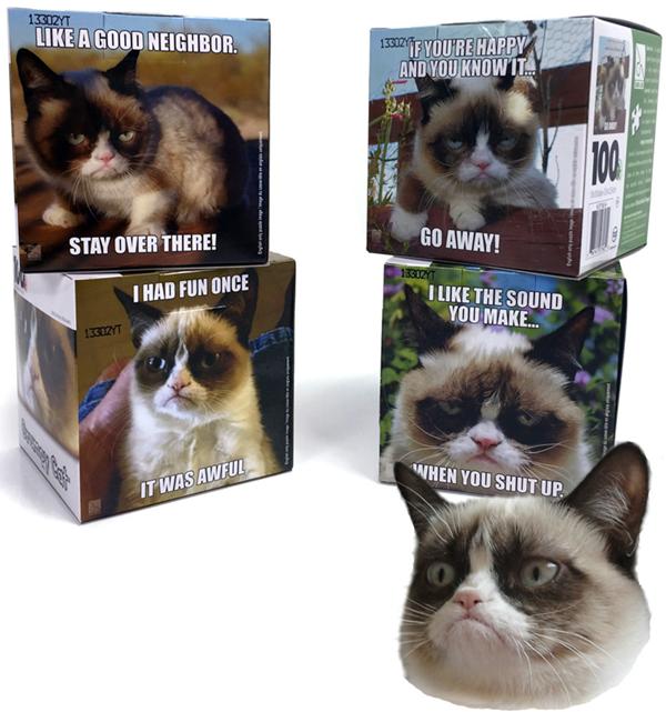grumpy cat puzzles
